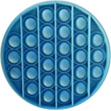 BLXCBLSY 1x Push Pop Pop Bubble Sensory Fidget Toy Stress Relief Special Needs Silent Classroom