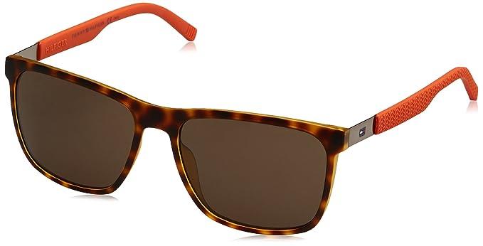 Tommy Hilfiger TH 1445/S 8H, Gafas de Sol Unisex-Adulto, Hvna