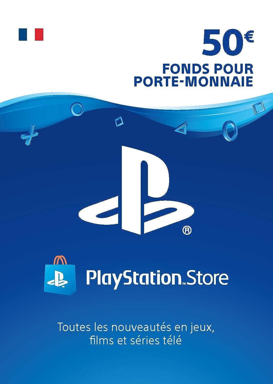 Carte PSN 75 EUR | Compte français | Code PSN à télécharger: Amazon.fr:  Jeux vidéo