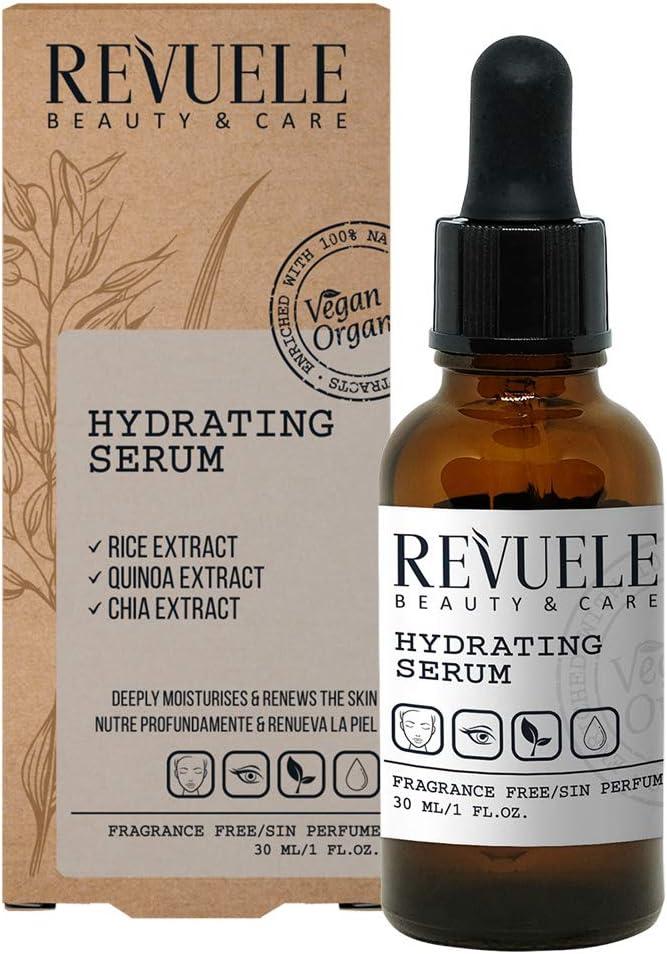 Revuele Revuele V&O Suero Hidratante 30 ml: Amazon.es: Belleza