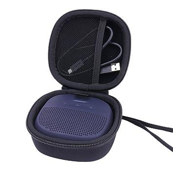 bose micro soundlink. amazon.com: hard case for bose soundlink micro bluetooth speaker portable wireless by aenllosi (black): home audio \u0026 theater soundlink