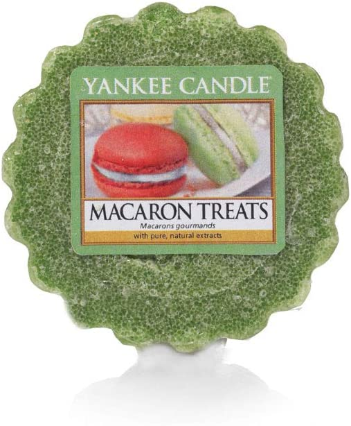 ** Yankee Candle Wax tart-Cannelle Vanille **
