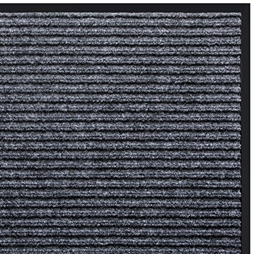 Vdomus Door Mat Shoe Scrapper & Rubber Backing Doormat Indoor Outdoor Entry Way Rug, for High Traffic Areas (Door Mat) by Vdomus