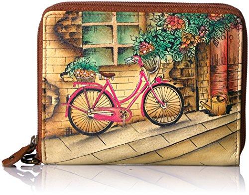 ANUSCHKA Bagaglio a mano, Vintage Bike (multicolore) - 1143-VTB