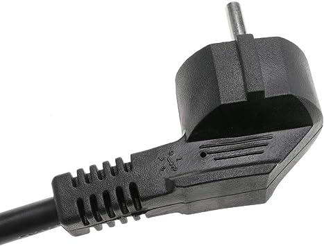 Cavo di Alimentazione H05VV-F 1.8m schuko a bornes 3x1.50mm/² BeMatik