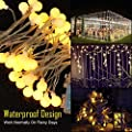 YMING LED String Lights