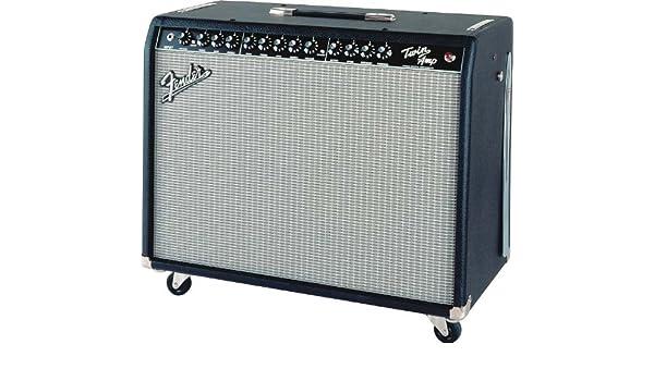 Fender twin-amp 100 W 2 x 12 Combo Amplificador para guitarra: Amazon.es: Instrumentos musicales