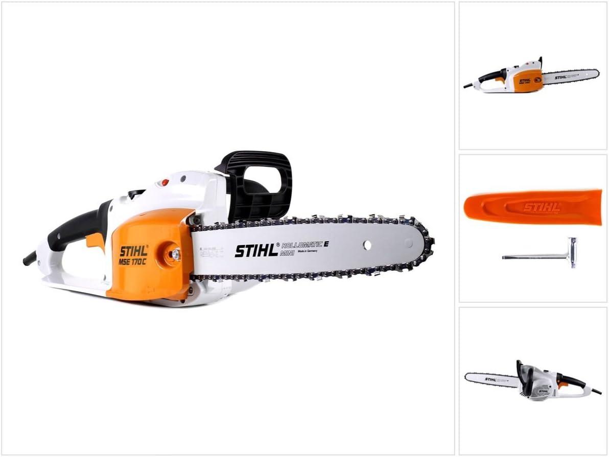 Stihl MSE 170 C de Q eléctrico Sierra de cadena con 35 cm longitud ...