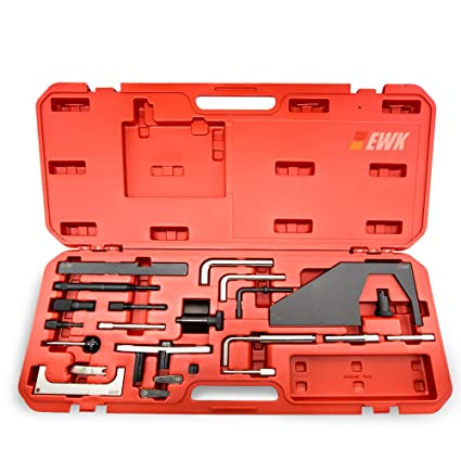 EWK Engine Timing Belt Correcting Replacing Tool Kit for Ford Mazda