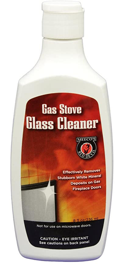 Amazon Meecos Red Devil 710 Gas Stove Glass Cleaner Home