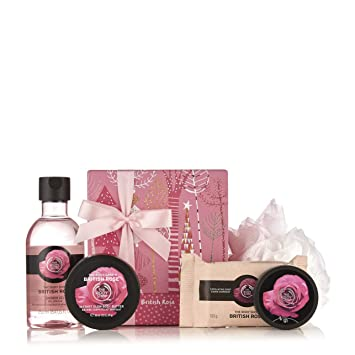 the body shop present