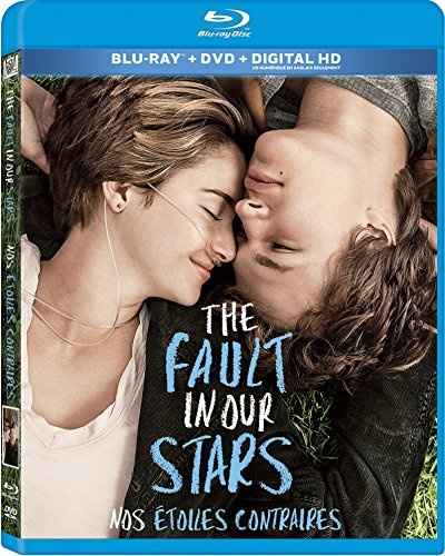 The Fault In Our Stars [Blu-ray] (The Fault In Our Stars Blu Ray)