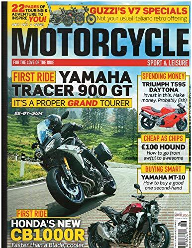 Motorcyclr Sport & Leisure Magazine June 2018