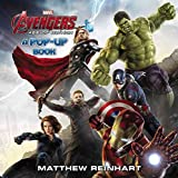Marvel's Avengers: Age of Ultron: A Pop-Up Book(Hardback) - 2015 Edition