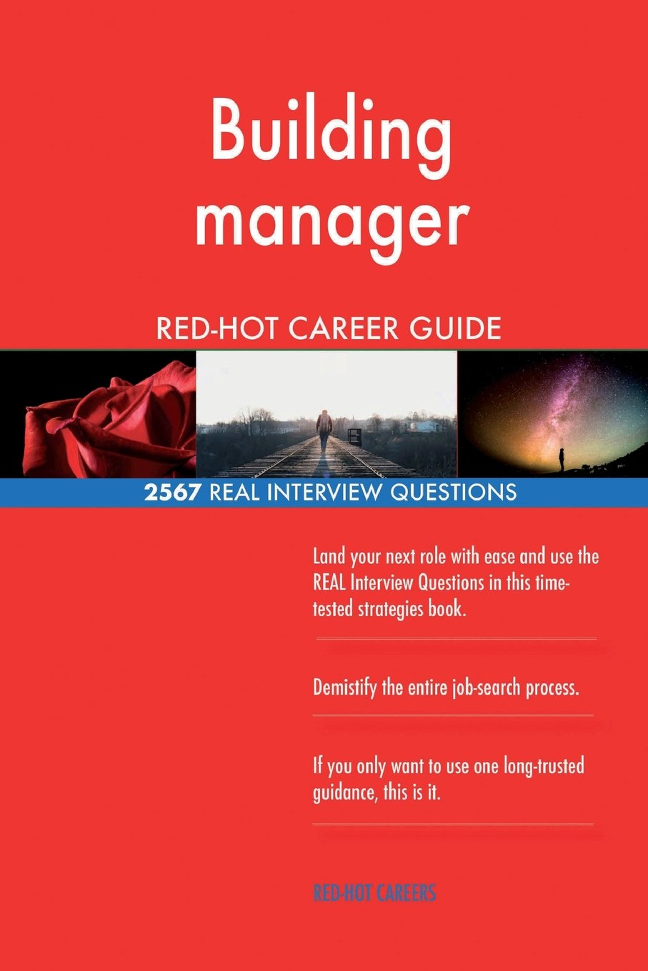 Building manager RED-HOT Career Guide; 2567 REAL Interview Questions pdf epub