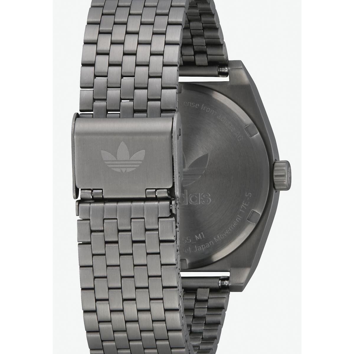 Adidas by Nixon Reloj Analogico para Hombre de Cuarzo con Correa en Acero Inoxidable Z02-680-00: Amazon.es: Relojes