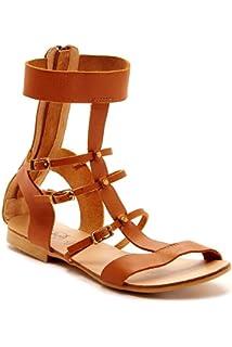 57fa3c7b77c Modern Rebel Hightons Womens Fashion Gladiator-Style Sandals