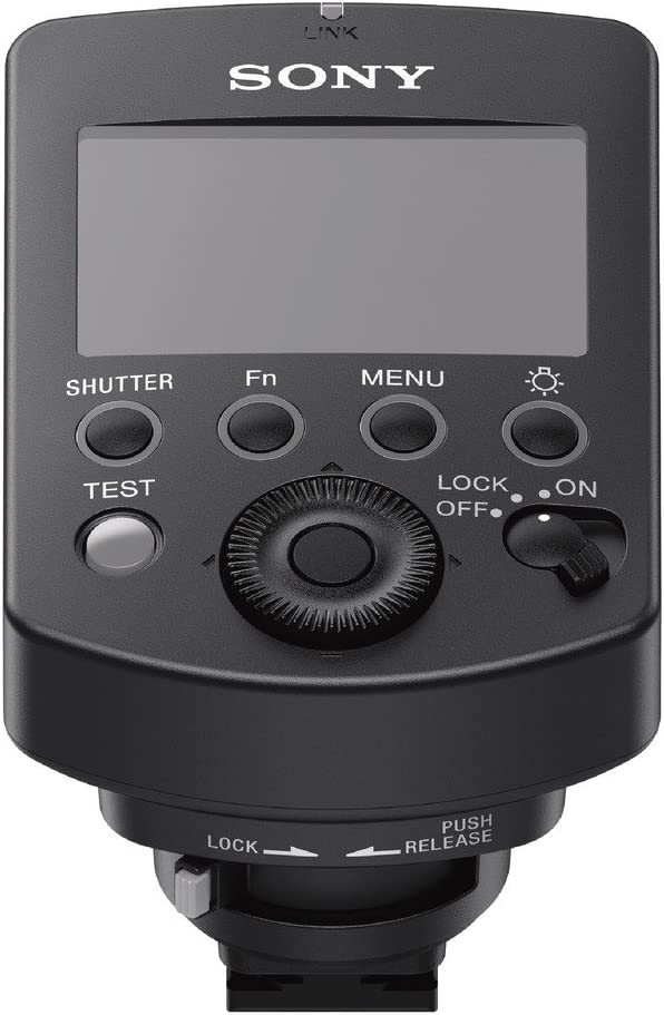 Sony Radio Control Wireless Commander, Black (FAWRC1M)