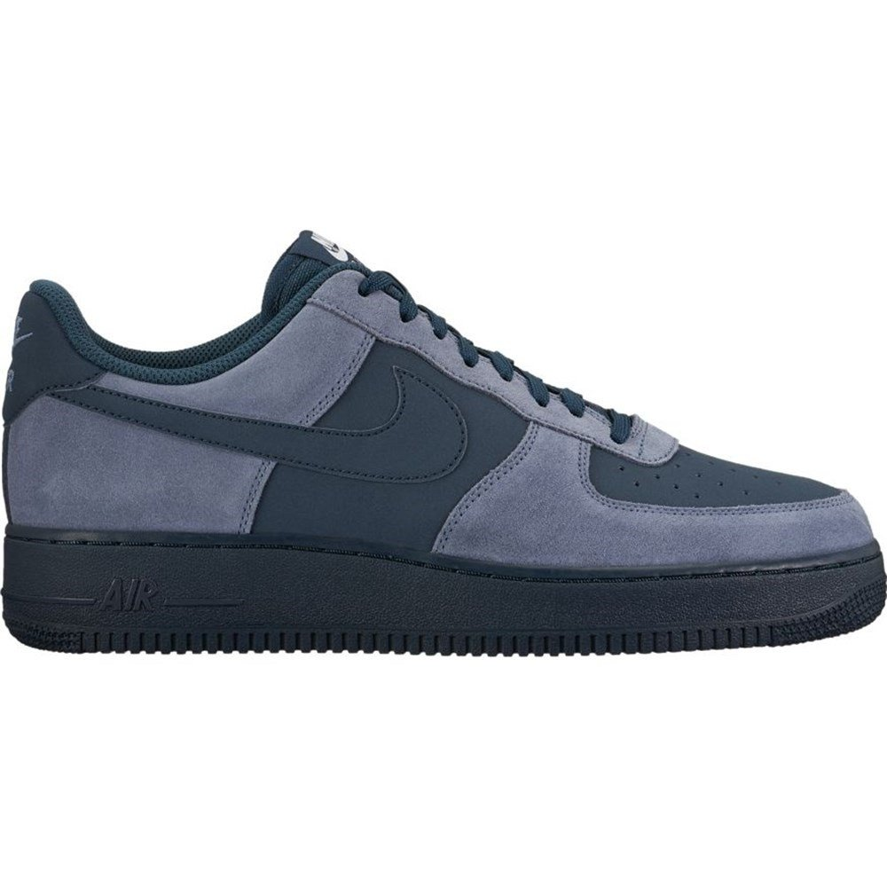 NIKE Air Force 1 Mens Fashion-Sneakers BSTN_820266-405_11 - Armory Blue/Armory Navy-White-Black