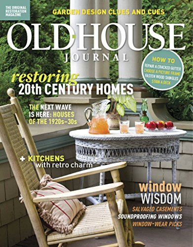 Old House Journal Victorian Homes Magazine