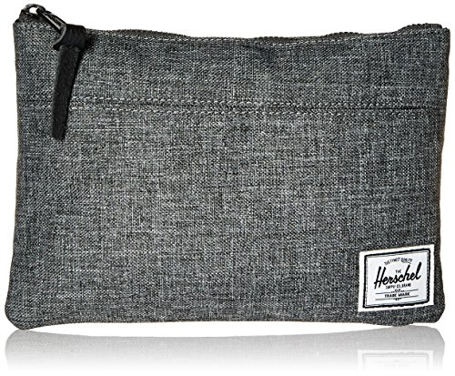 Herschel Supply Co. Field Pouch, Raven Crosshatch