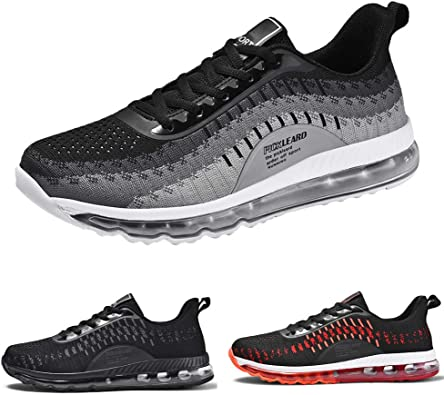 Zapatillas de Deportes Hombre Casual Zapatos para Correr Calzado Gimnasio Running Deportivos Deportivas Sneakers 39-47: Amazon.es: Zapatos y complementos