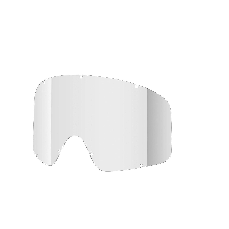 Shred Lente sincola Trasparente Maschera Monocle