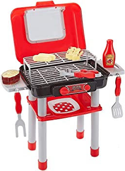 Think Gizmos Colour Changing Food Grill Sets For Kids