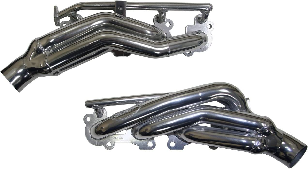 Flowmaster 853072 Super 70 Series 3.00 Center In and Offset Out 16 Gauge 409S Stainless Steel Exhaust System