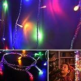 JIAMAOWW Indoor String Lights, Waterproof Fairy