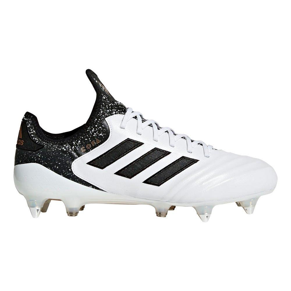 adidas(アディダス)サッカースパイク コパ 18.1 SG ソフトグラウンド用 MIXソール CP8946 B07CNFZ5KTランニングホワイト 26