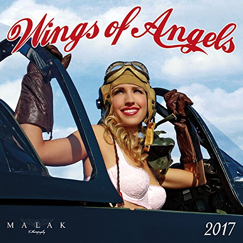 Angels 2016 Wall Calendar - Wings of Angels 2017 Wall Calendar