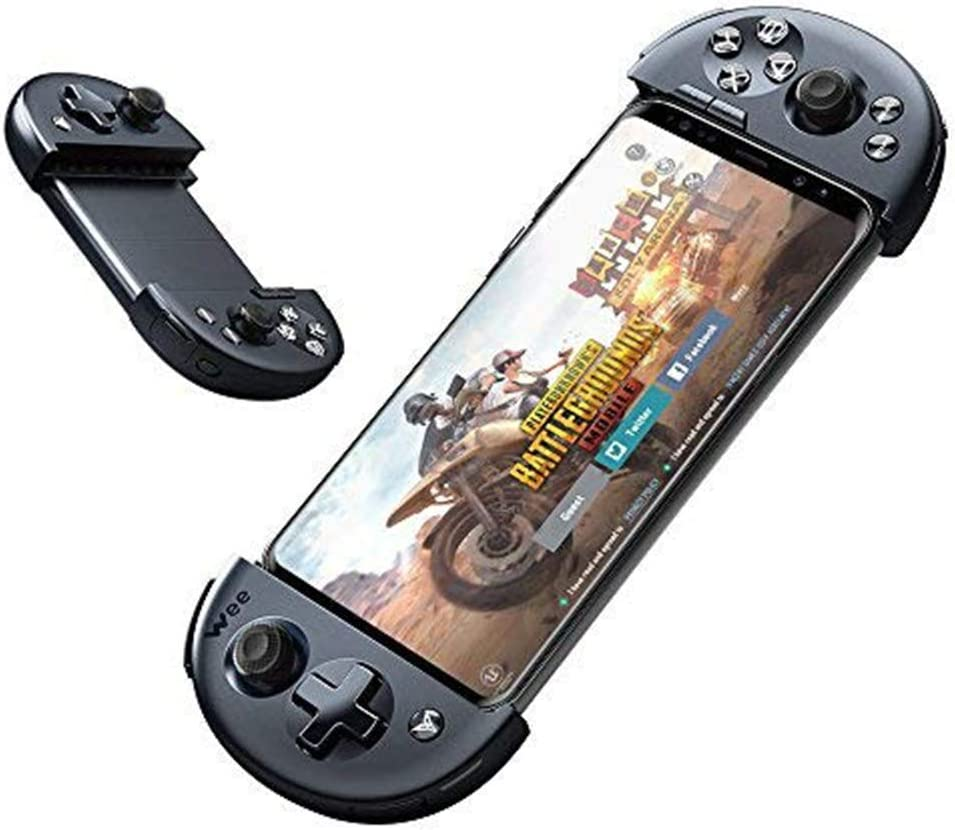 CY Wireless Bluetooth Controller Gamepad for Android Telescopy Connection Joystick Negro