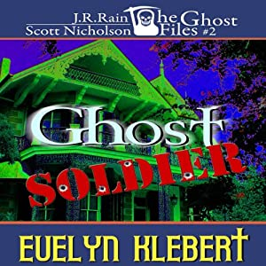 Ghost Soldier Audiobook