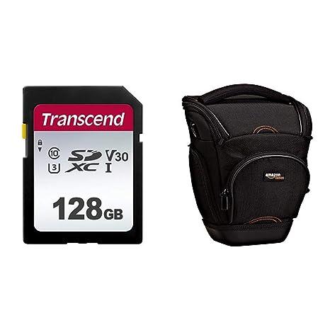 Transcend SDC300S - Tarjeta de Memoria SDXC de 128 GB, Color Plata ...