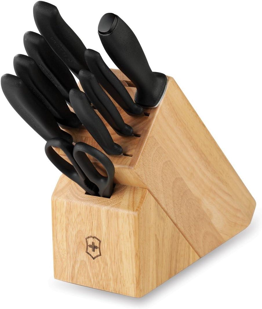 Victorinox Swiss Army Cutlery Fibrox Pro Knife Set