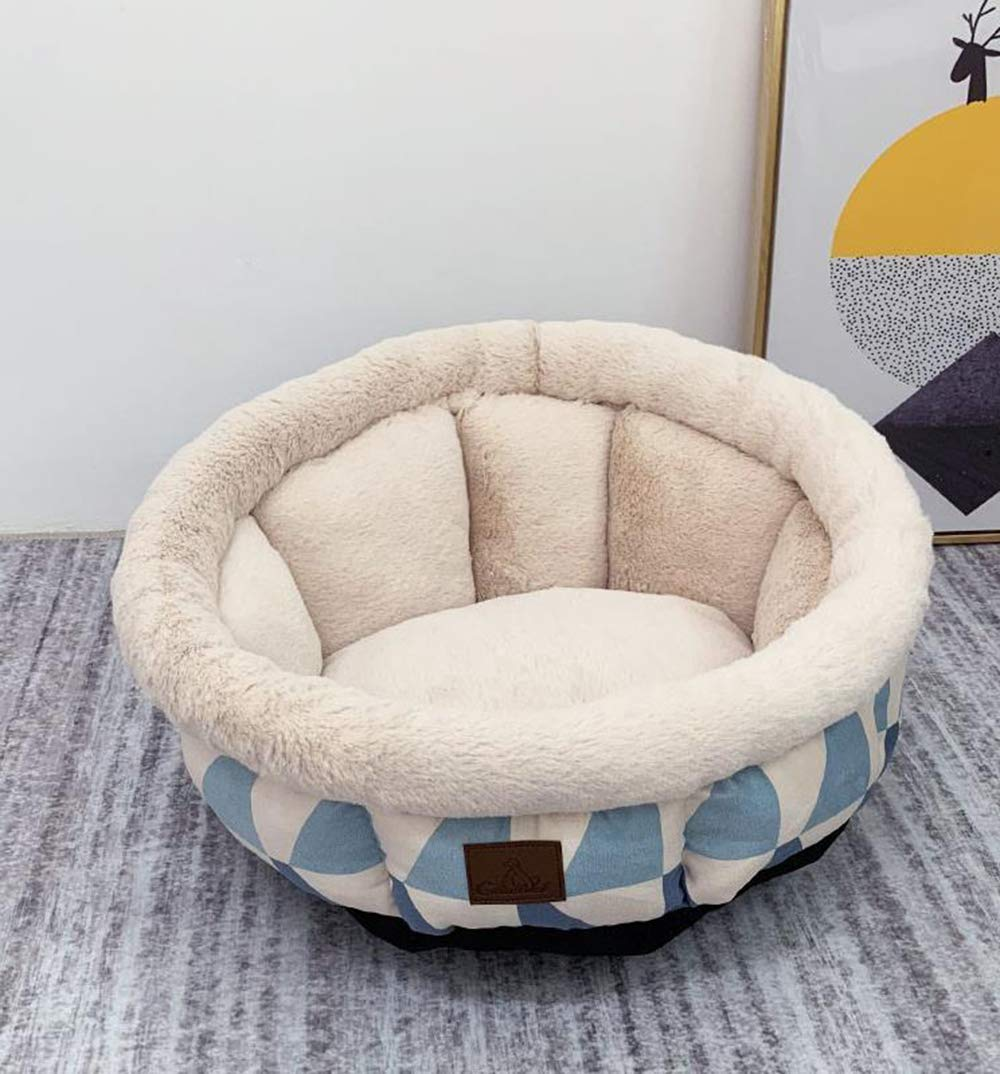 Amazon.com: Fabric Cat Bed, 50cm40cm, Warm, Cozy and Durable ...