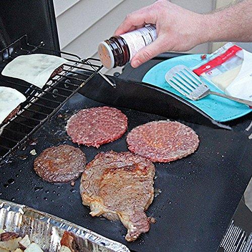 Bentop BBQ Grill Mats - 2 Pack 16