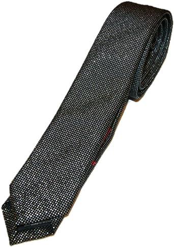 HUGO - Corbata - para Hombre Negro: Amazon.es: Ropa y accesorios