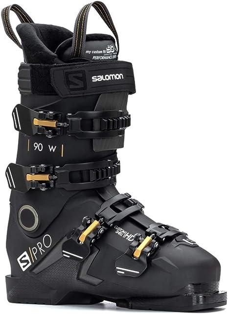 Chaussures 90 W Noir De Femme Spro Salomon Ski PN8Oyn0wvm