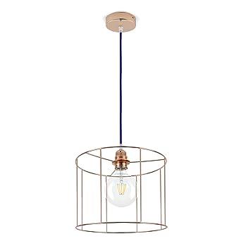 Lampe Fahrwerksfeder Lampenschirm Zylinder A Draht Spule Wahlen