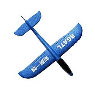 BAITER super-bab Hand Launch Glider Planes Airplane Model PLANE Toy 481mm Wingspan bambini adulti giocattoli Outdoor sport