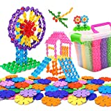 Creative Kids Brain Snow Flakes Building Blocks
