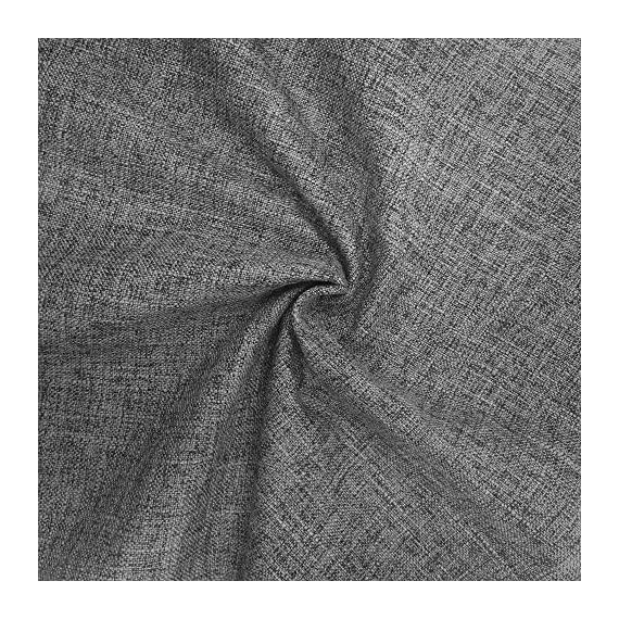 Decorsurface throw pillow covers 18x18 - set of 4, decorative pillow covers for couch and sofa, cotton linen pillow covers set, simple geometric style, grey - Pillow covers size: 18x18 inch(45x45 cm), Fabric: cotton linen, Pack of 4(pillow inserts not included), throw pillow covers are great for couch, sofa, etc. Premium material & simple design: Made of high-quality cotton linen, the fabric is thick and has wrinkle resistance, set of 4 pillow covers contain 2 modern simple styles with grey color. Feature: The invisible zipper design gives your throw pillows more decent look, and it's easy to replace, these decorative pillow covers are available for home sofas, living rooms, cars, etc. Machine wash is available too, please choose the gentle cycle in cold water. - patio, outdoor-throw-pillows, outdoor-decor - 617nv5isRcL. SS570  -