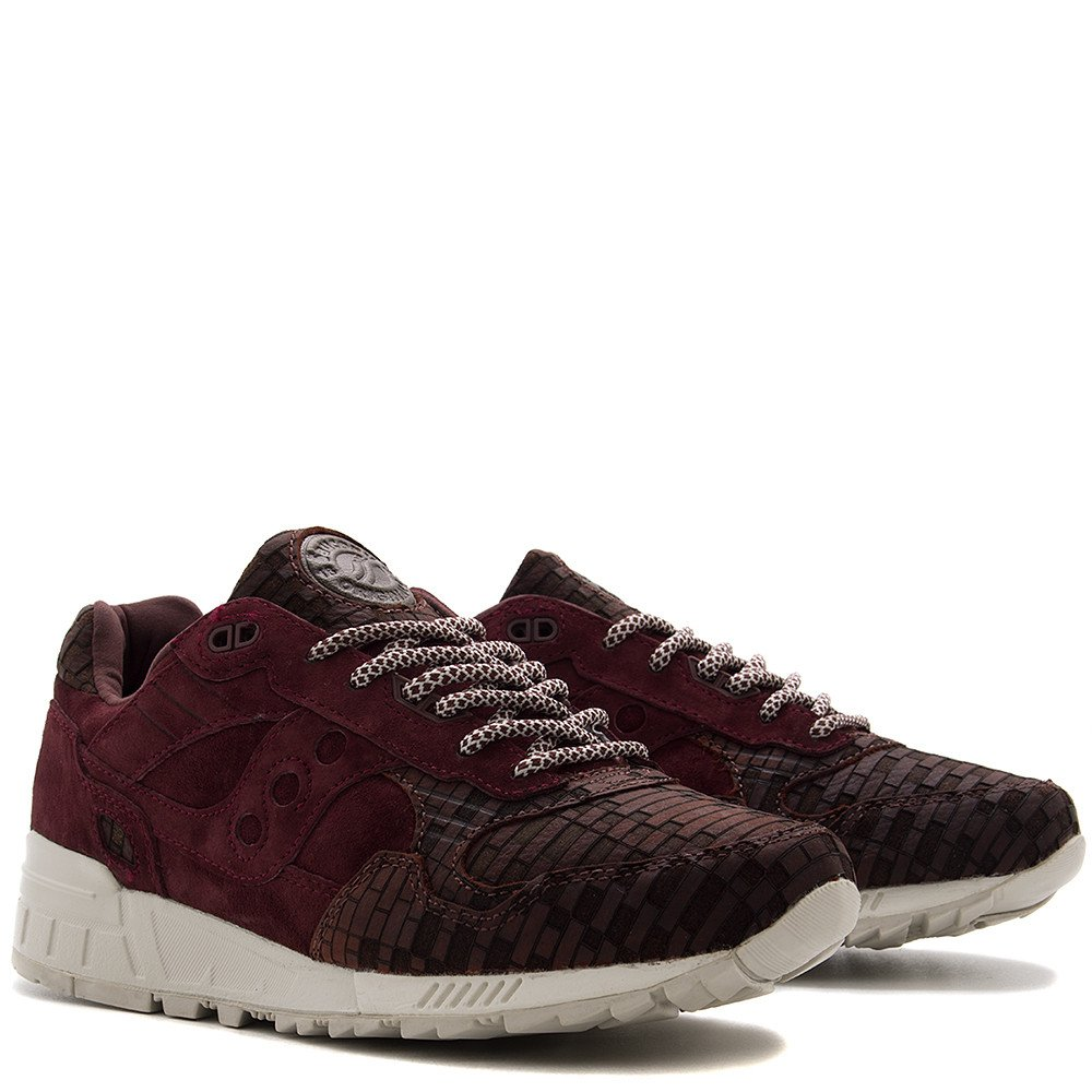 official photos 4b33b b08fb Amazon.com | Saucony Men Shadow 5000 - Bricks Brown red ...
