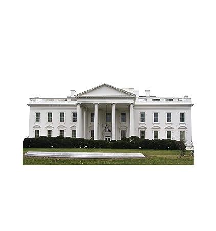 3d096c6a1db3 Amazon.com: Advanced Graphics White House Life Size Cardboard Cutout ...