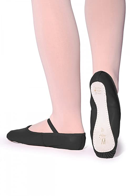 9edff91e8b79 Roch Valley Ophelia Full Sole Leather Ballet Shoes  Amazon.co.uk ...