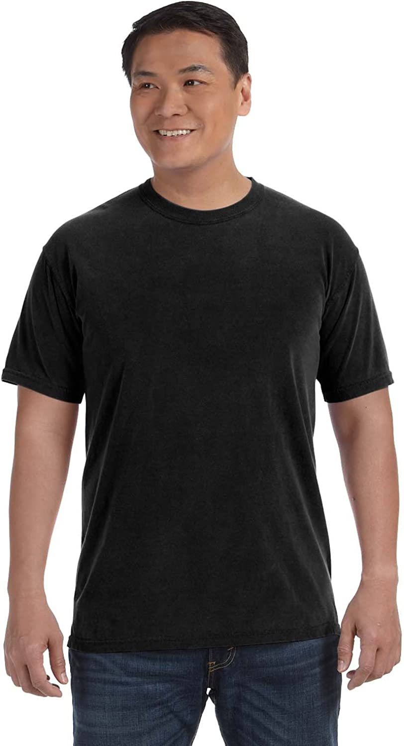 Comfort Colors Men's 6.1 Oz. Ringspun Garment-Dyed T-Shirt