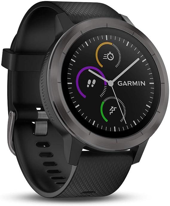 Garmin Vivoactive 3 - Smartwatch con GPS y pulso en la muñeca ...