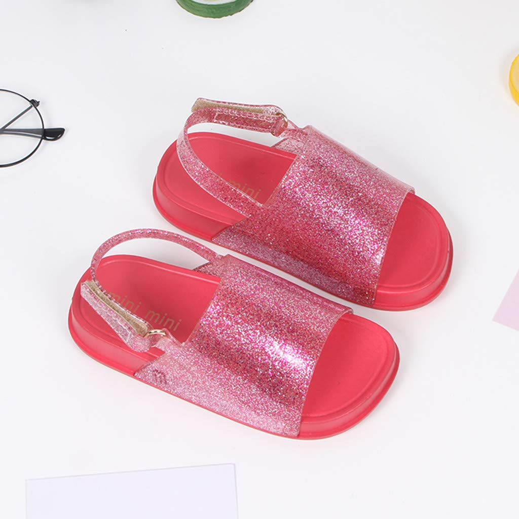 Toddler Infant Kids Baby Girls Boys Slippers Beach Slides Soft Shoes Sandals Fashion Cute Summer Shose Ice Cream